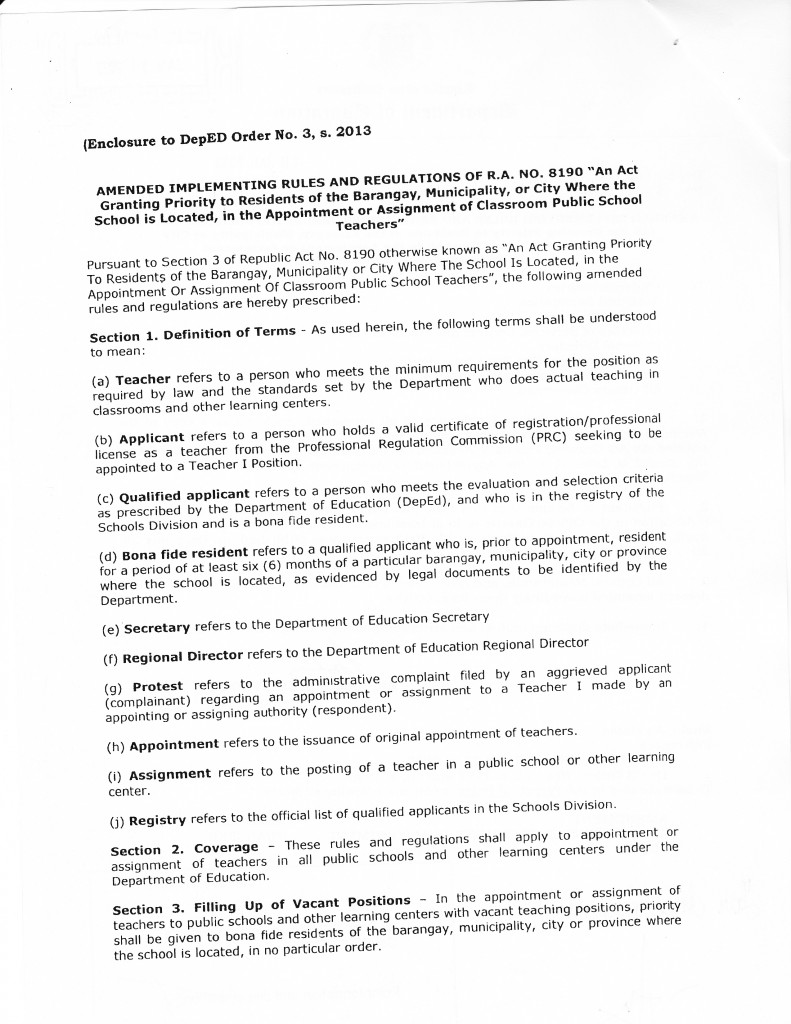 republic act no 7277 with amendments republic act no 7277 with amendments as stipulated on ra 9442 an act providing for the rehabilitation, self-development and self-reliance of disabled persons and their integration into the mainstream of society and for other purposes.